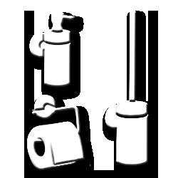 HANSGROHE - Аксессуары для ванной