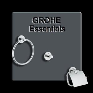Аксессуары для ванной GROHE Essentials