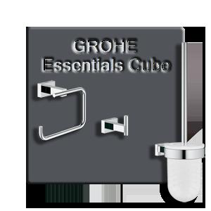 Аксессуары для ванной GROHE Essentials Cube