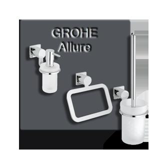 Аксессуары для ванной GROHE Allure