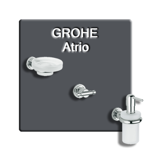 Аксессуары для ванной GROHE Atrio