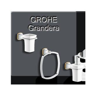 Аксессуары для ванной GROHE Grandera