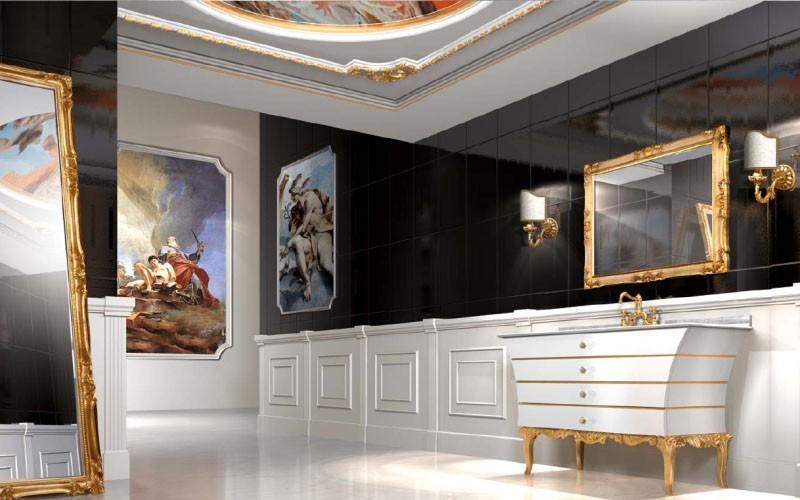 Il Tempo Del Итальянская мебель для ванной комнаты
