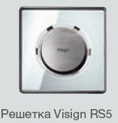 Решетка 617 141 Viega Advantix Visign RS5 черный
