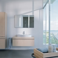 Duravit Happy D. HD 9396 Тумба на колесиках